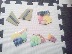 手作り ジグソーパズル